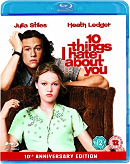 10 Things I hate about you 10th Anniv BD