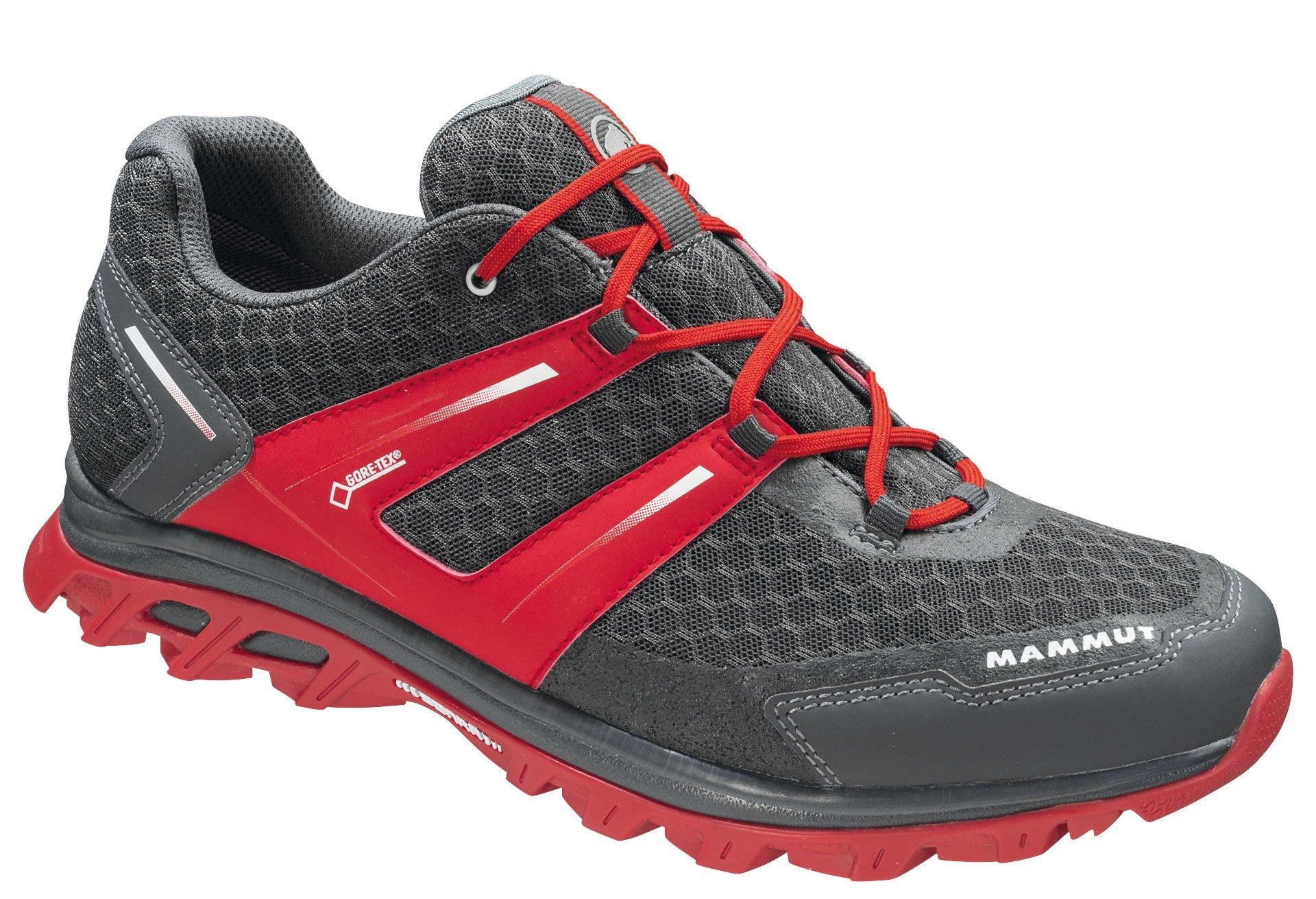 Raichle / Mammut MTR 71 Trail Low GTX Men graphite/inferno 45 1/3 EU=10.5 UK: Amazon.es: Deportes y aire libre
