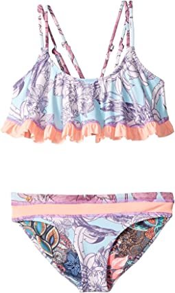 Maaji Kids - Blue Bolero Bikini (Toddler/Little Kids/Big Kids)