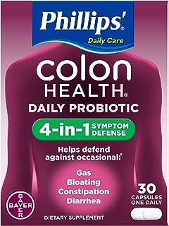 Phillips Colon Health Cap Size 30ct Phillips Colon Health Probiotic Capsules 30 Count