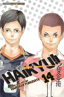 Haikyu!!, Vol. 14