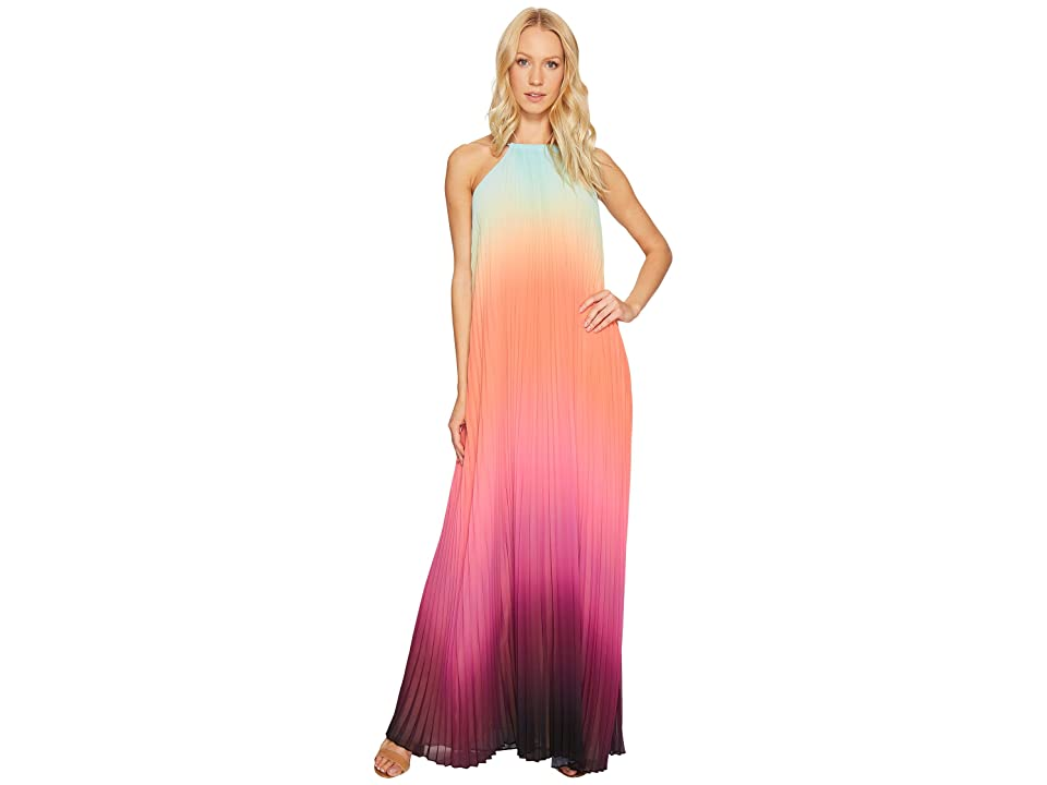 Trina Turk Plume Dress (Multi) Women