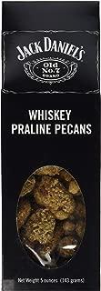 Jack Daniel's Whiskey Praline Pecans, 5 Ounce