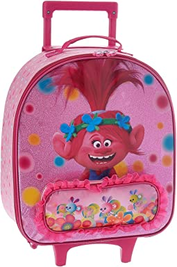 Heys America DreamWorks Trolls Kids Softside Luggage