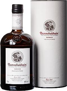 Bunnahabhain Toiteach Single Malt mit Geschenkverpackung Whisky 1 x 0.7 l