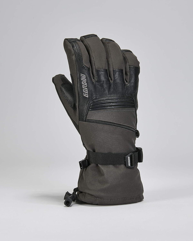 Gordini 4G1056-GUNBLK, Gun Metal Black, L