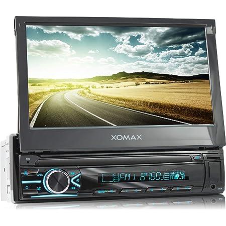 Auna Mvd 310 Autoradio Car Radio Moniceiver 17 8 Elektronik