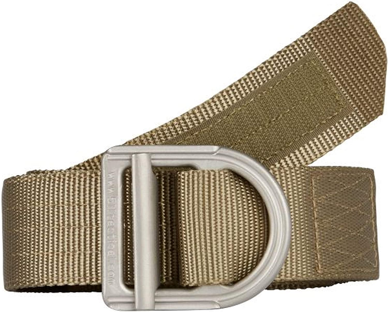 5.11 Tactical Trainer Belt 1.5in Wide - Sandstone - 3X Large