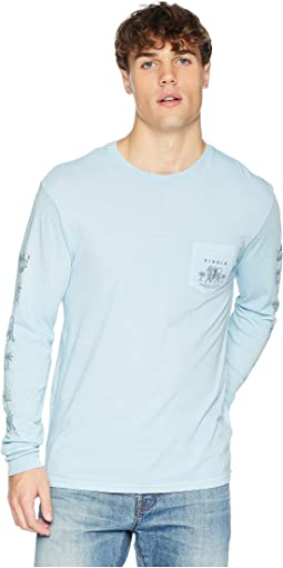Genie Long Sleeve Pocket T-Shirt