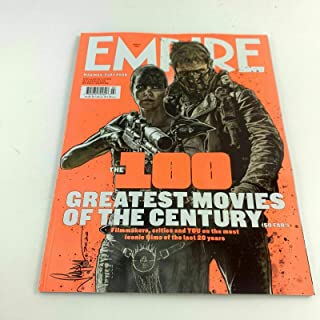 EMPIRE UK MAGAZINE #372 MARCH 2020, 100 GREATEST MOVIES OF THE CENTURY (SO FAR!)