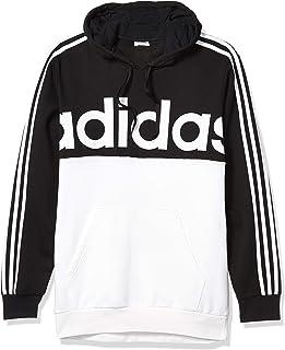 mens Essentials Colorblock Pullover Sweatshirt