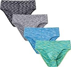 YuKaiChen Men's Briefs Bulge Enhancing Bikini Underwear with Pouch