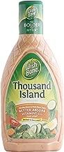 Wish Bone Thousand Island Dressing, 16Ounce Bottles (Pack of 6)