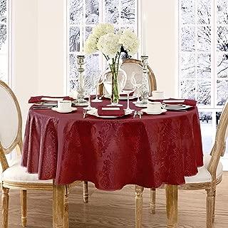 Best burgundy damask fabric Reviews