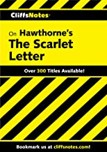 CliffsNotes on Hawthorne's The Scarlet Letter (CLIFFSNOTES LITERATURE)