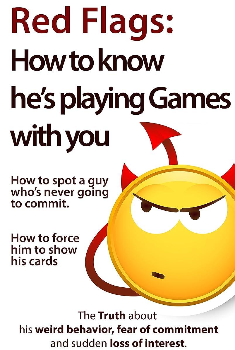 小切手方程式車両Red Flags: How to know he's playing games with you (English Edition)