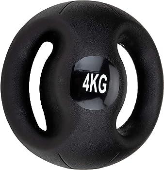 Mind Reader 4KG Medicine Ball with Handles