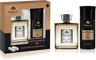 Yardley Gentleman Elite EDP 100ml + Body Spray 150ml