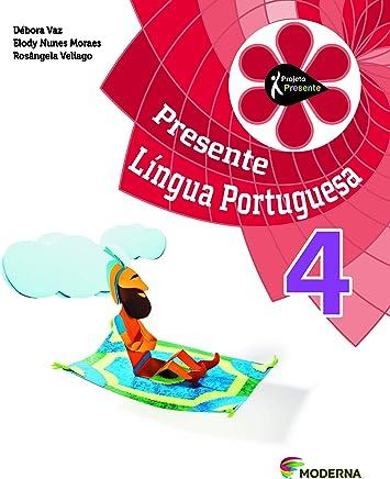 Projeto Presente. Língua Portuguesa. 4º Ano
