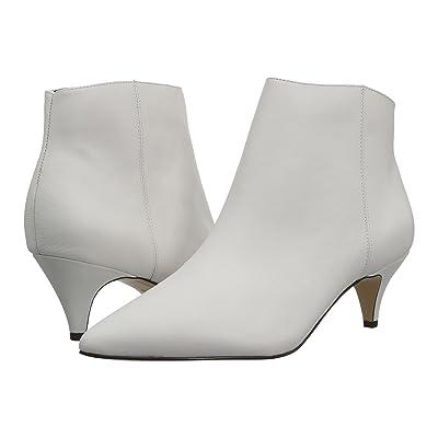 Sam Edelman Kinzey (Bright White Modena Calf Leather/Dakota Nappa) Women