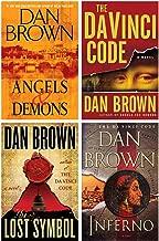 Dan Brown's Robert Langdon Tetralogy Hardcover Set: Angel's & Demons / The Da Vinci Code / The Lost Symbol / Inferno