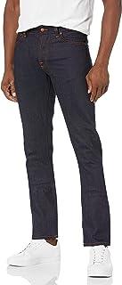 Nudie Grim Tim Dry True Navy Jeans