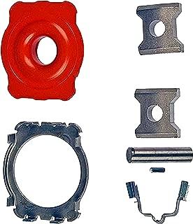 APDTY 536364 Intermediate Steering Column Shaft Coupler Rag Universal U-Joint Rubber Bushing Repair Kit For 1978-1993 Dodge Van (View Chart; Replaces 2800738, 4443436, 4443436AC, 4443436AB, 4443436AA)