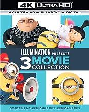 Sponsored Ad - Illumination Presents: 3-Movie Collection (Despicable Me / Despicable Me 2 / Despicable Me 3) [Blu-ray]