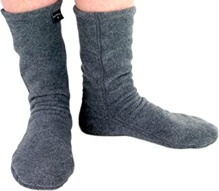 Polar Feet Adults' Fleece Socks for Men and Women