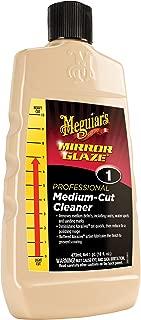 Meguiar's M0116 Mirror Glaze Medium-Cut Cleaner