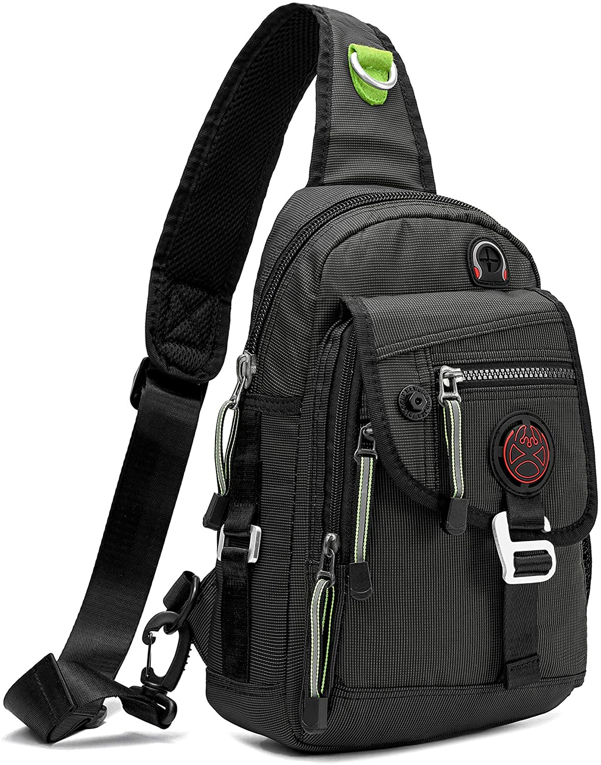 Nicgid Sling Bag Chest Shoulder Clearance SALE Limited time for Bags iPad Crossbody Max 42% OFF Backpack