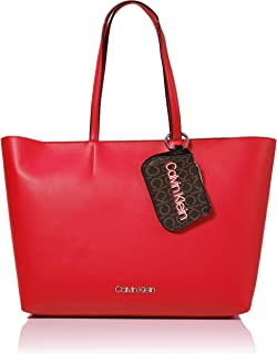 Calvin Klein Shopper for Women-Red
