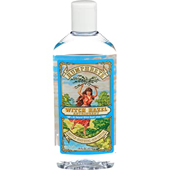 Humphreys Witch Hazel Astringent 16 oz