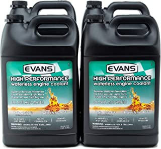 Best EVANS Coolant EC53001 High Performance Waterless Coolant, 4 Gallon Pack Review