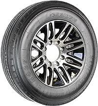 Radial Trailer Tire On Rim Sailun 215/75R17.5 LRH 17.5