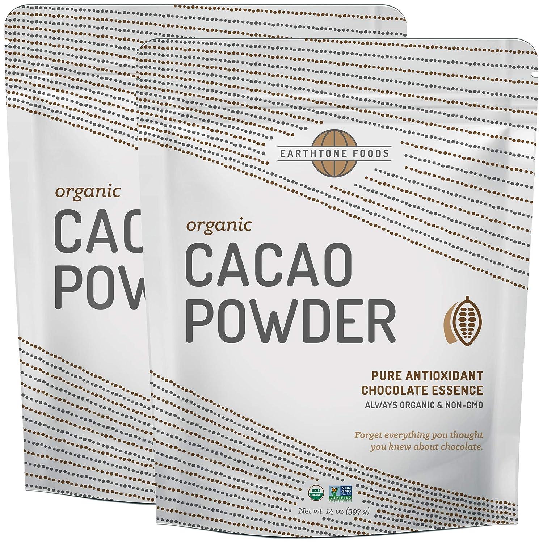 Cacao Powder Organic Unsweetened Year-end gift Paleo Certifie Premium USDA Denver Mall