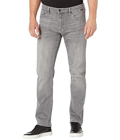 Mavi Jeans Zach Straight in Light Grey Supermove