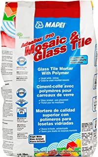 Mapei Adesilex-P10 Premium Mosaic & Glass Tile Mortar