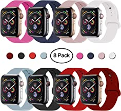 VATI Sport Band Compatible for Apple Watch Band 38mm 40mm...