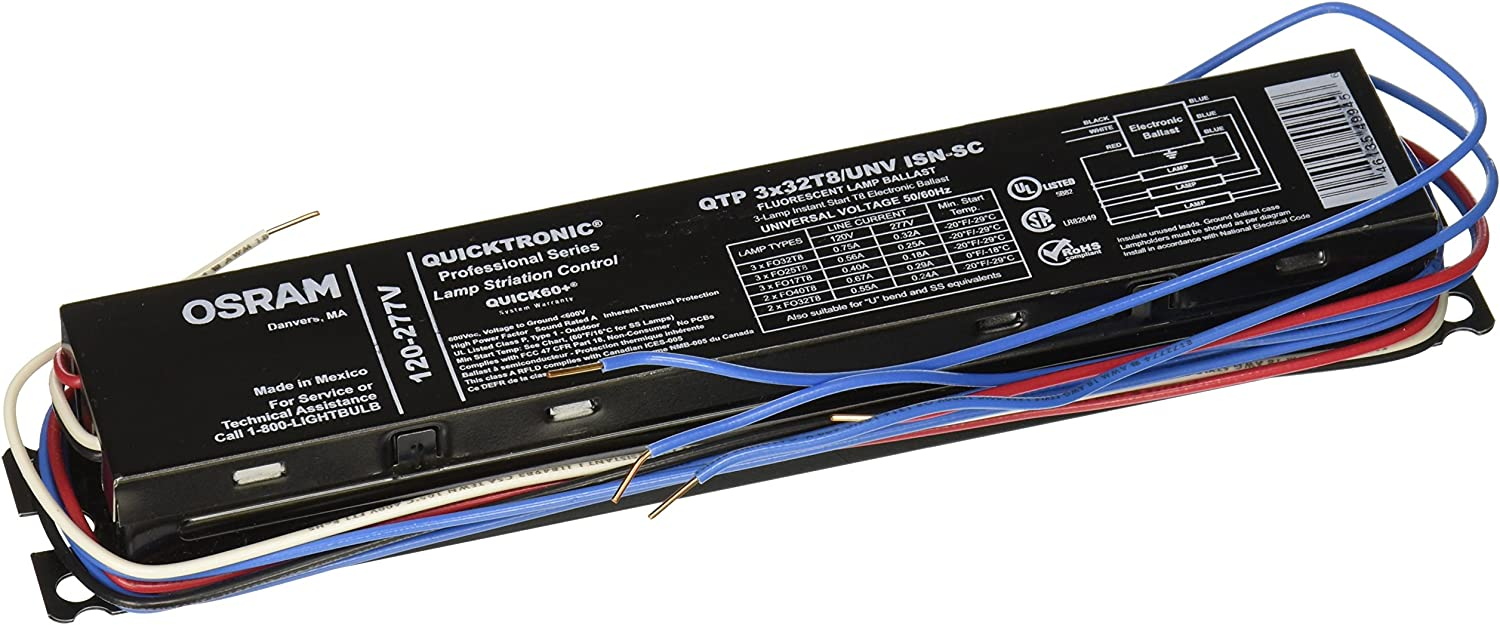 OSRAM Sylvania GIDDS-645665 645665 We OFFer at cheap prices Quicktronic Professional 3-La Chicago Mall