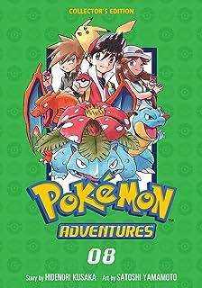 Pokémon Adventures Collector's Edition, Vol. 8