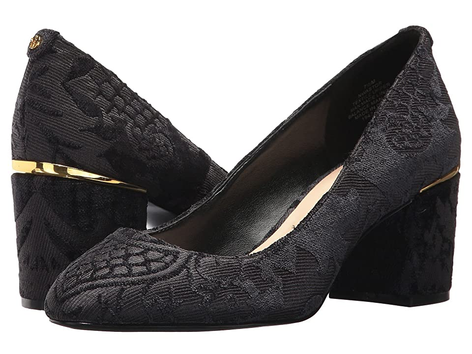 Nine West Astor (Black Fabric) Women
