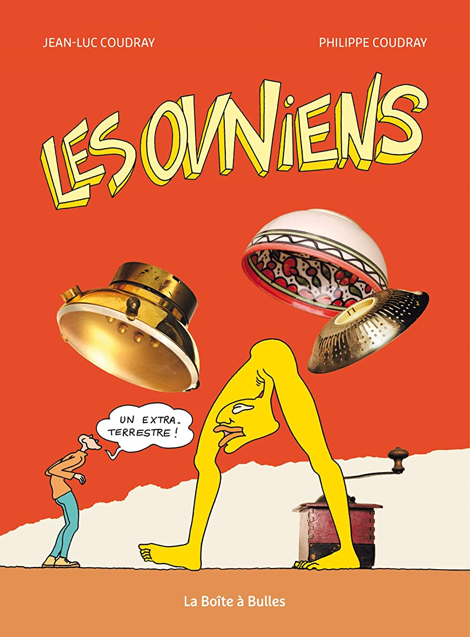 Les Ovniens (French Edition)