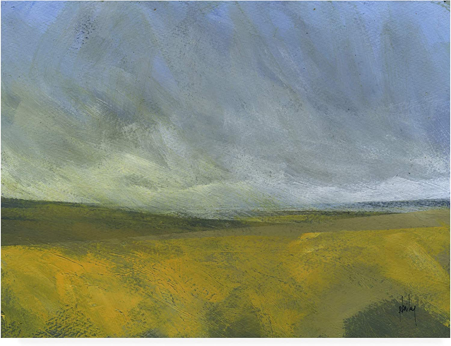 Trademark Fine Art Selling Open Moor 24x32 Cheap mail order specialty store Paul by Baile