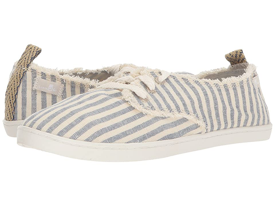 Sanuk Maisie (Blue Stripes) Women