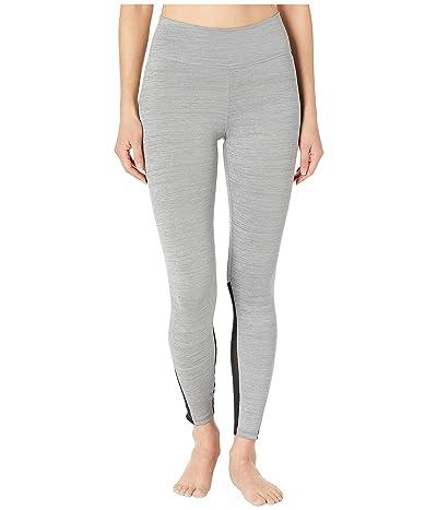 Nike One 7/8 Tights 2 (Iron Grey/Heather/Black/White) Women
