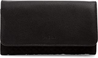 Vera Bradley Iconic RFID Audrey Wallet, Microfiber