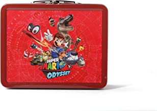 PowerA Nintendo Switch Collectible Lunchbox Kit Super Mario Odyssey - Character Splash Edition - Nintendo Switch