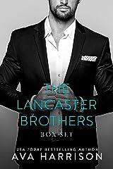 The Lancaster Brothers: A Complete Billionaire Romance Series (3-Book Box Set) Kindle Edition