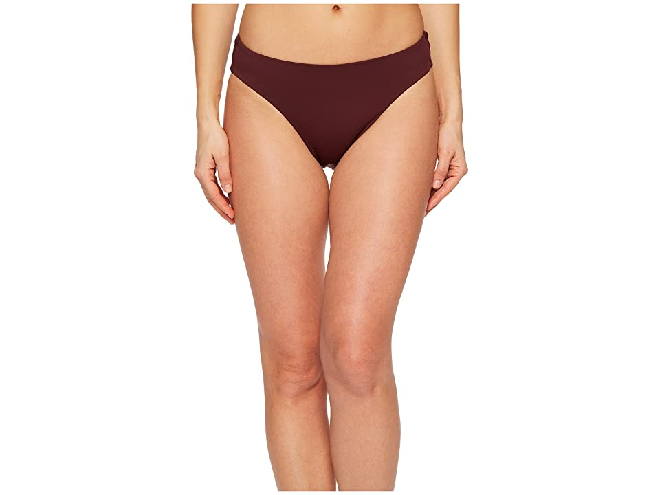 Skin Varona Bottom (Burgundy) Women